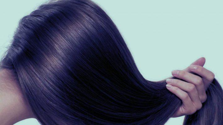 włosy średnioporowate