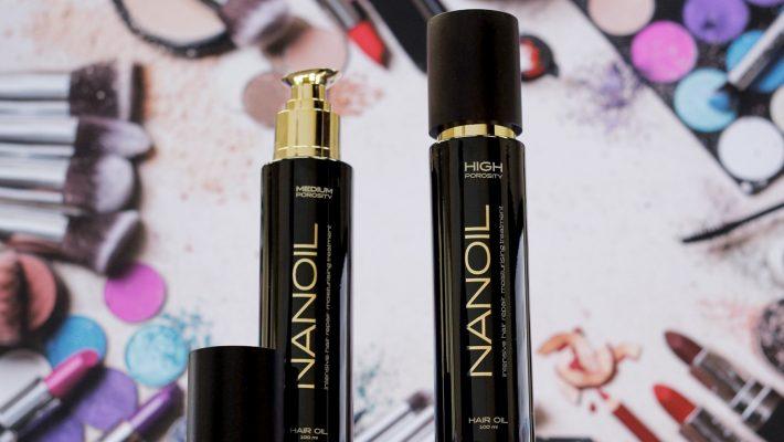 pielęgnacja włosów z Nanoil