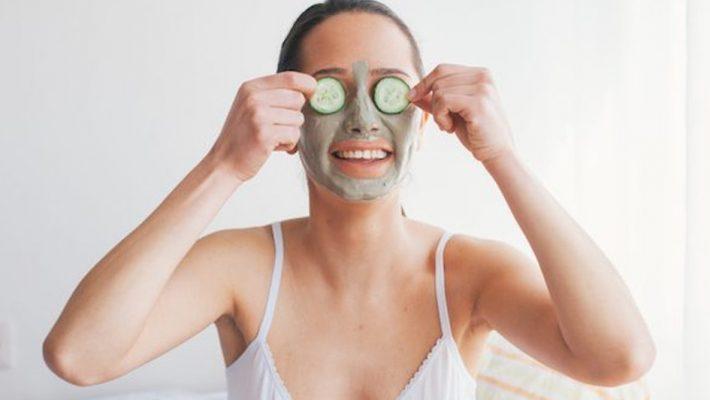 Peeling i maska do twarzy