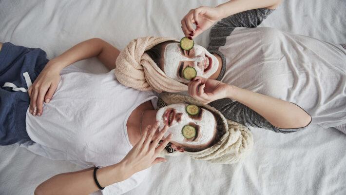 Domowe maseczki do twarzy